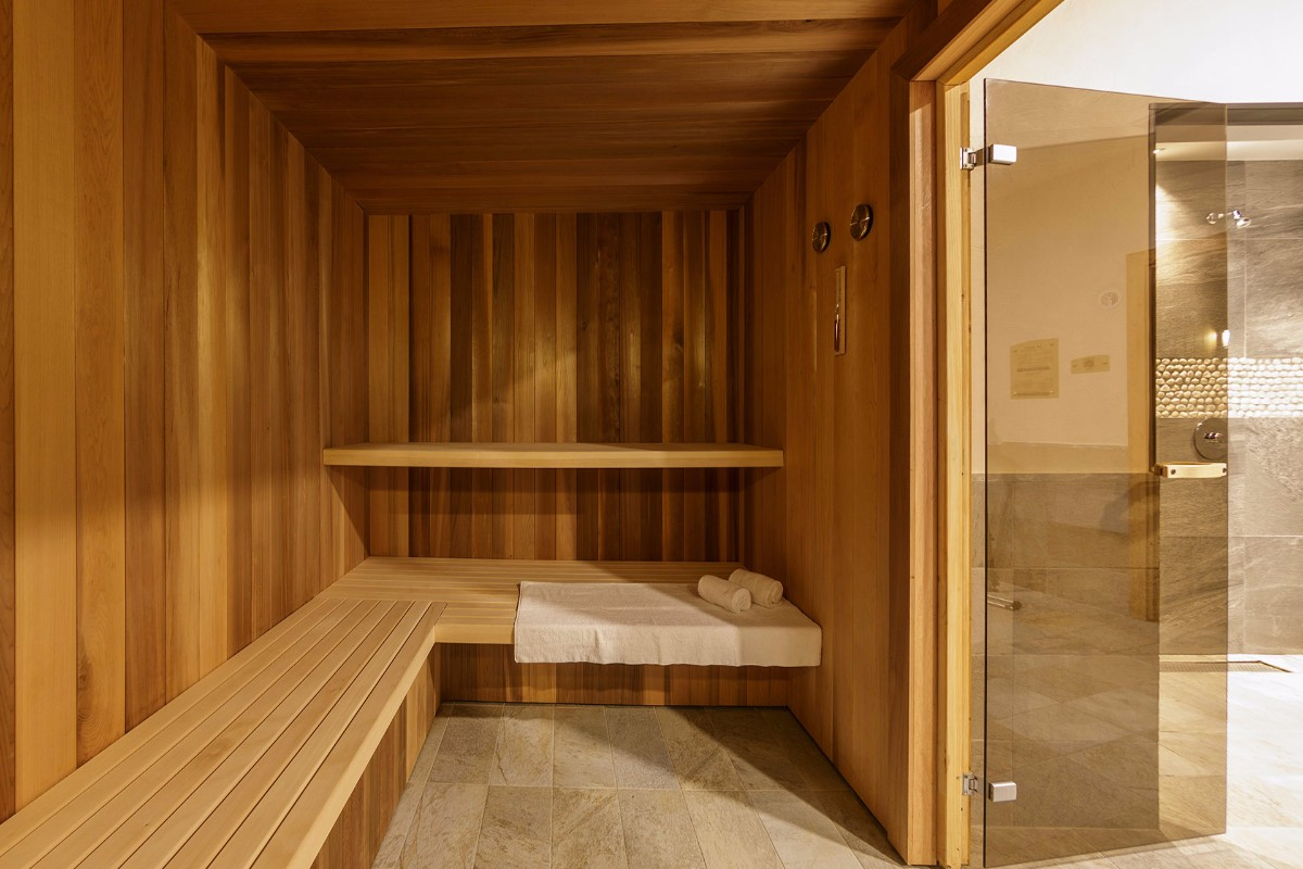 Le Napoleon, Montgenevre (self catered apartments) - Sauna