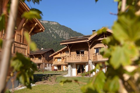 Le Hameau de Pierre Blanche, Les Houches (self catered apartments)
