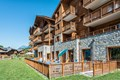 Les Chalets de Layssia, Samoens (self catered apartments) - Sun Terrace