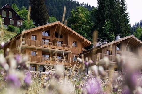 Les Chalets du Jouvence, Les Carroz (self catered apartments)