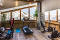 Grange aux Fees, Valmorel (self catered apartments) - Gym