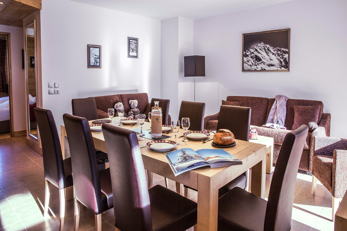Grange aux Fees, Valmorel (self catered apartments) - Apartments