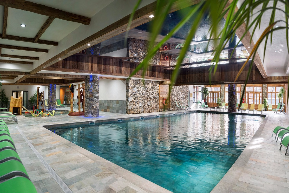 Kalinda Village, Tignes 1800 (self catered apartments) - Indoor Pool