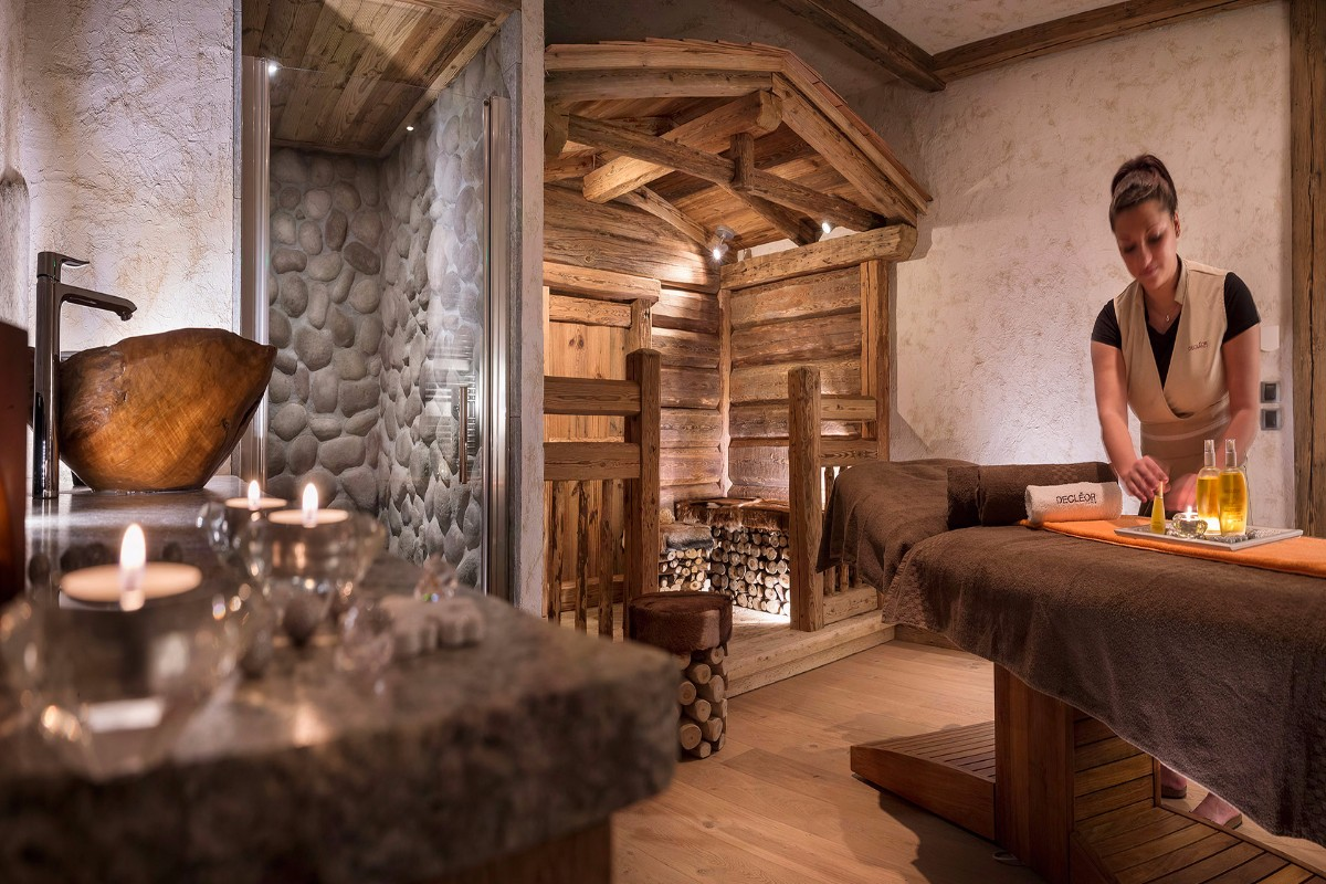 Kalinda, Tignes 1800 (self catered apartments) - Spa