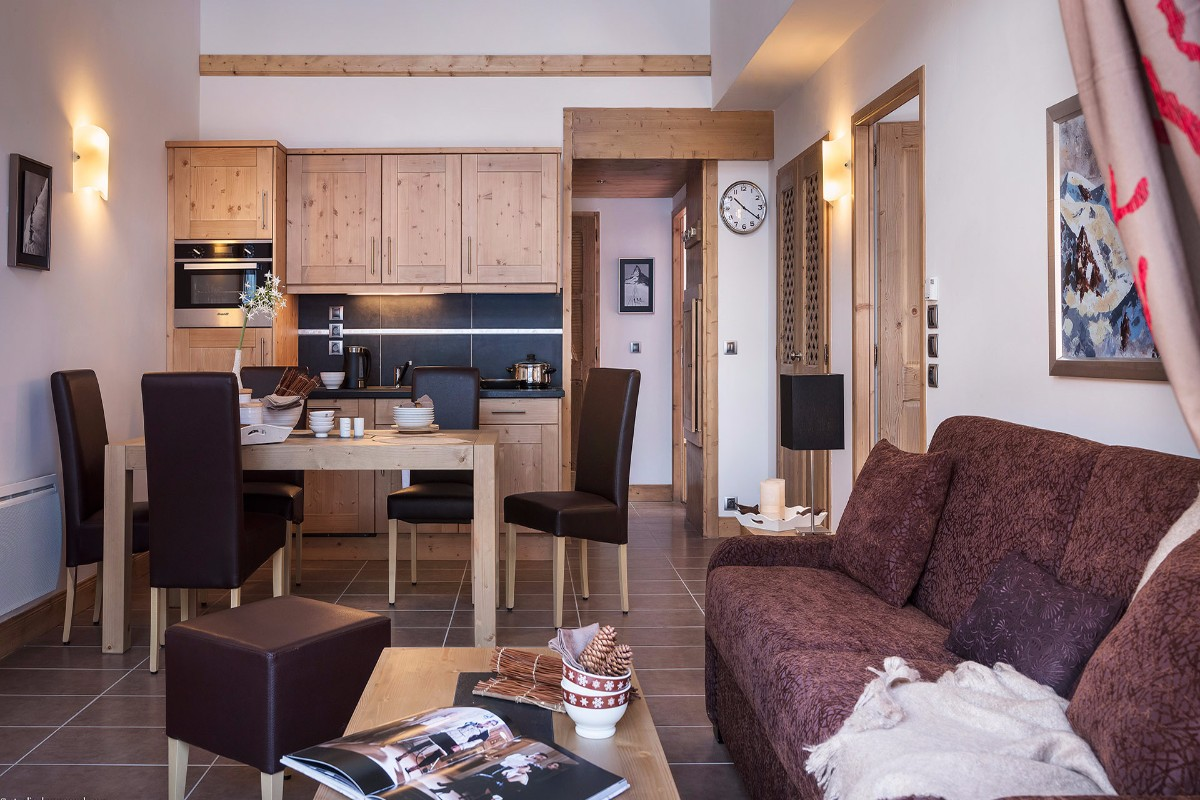 Kalinda Village, Tignes 1800 (self catered apartments) - Apartments