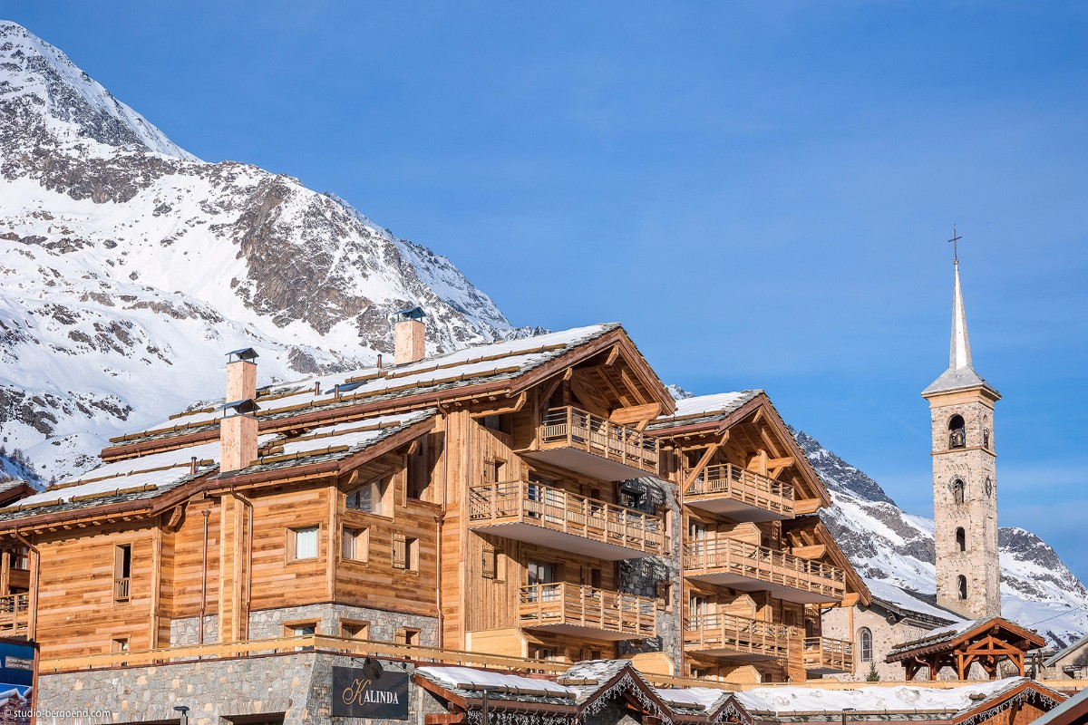 Kalinda Village, Tignes 1800 (self catered apartments)