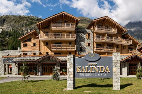Kalinda, Tignes 1800 (self catered apartments)