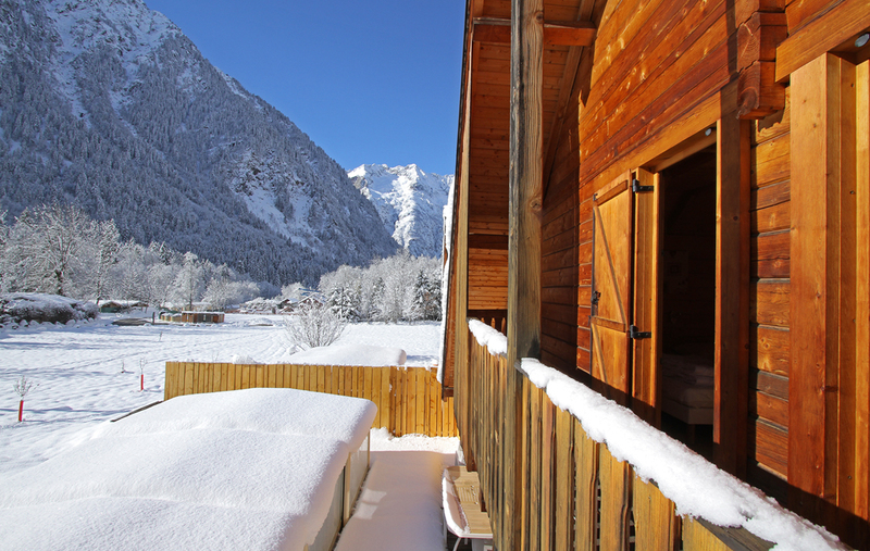 Le Planet I & II, Venosc (self catered chalets) - Mountain views