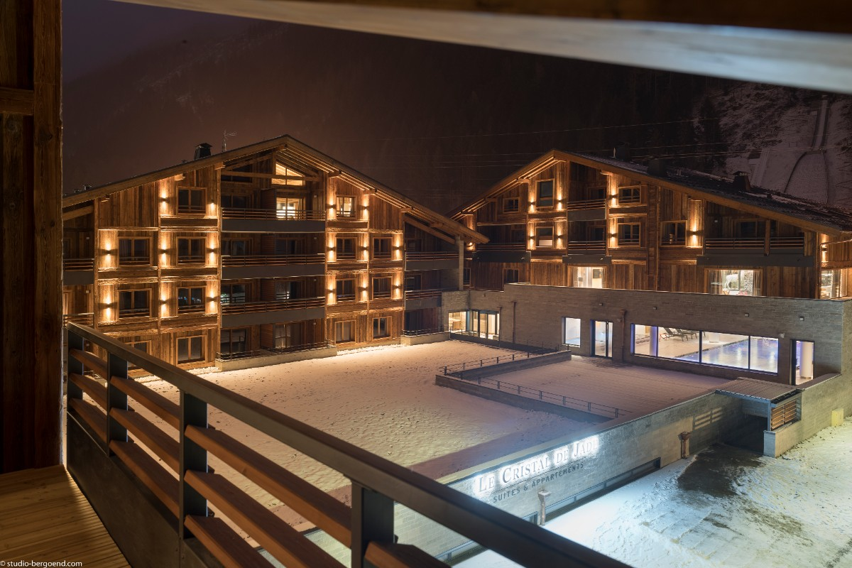 Le Cristal de Jade, Chamonix (self catered apartments)
