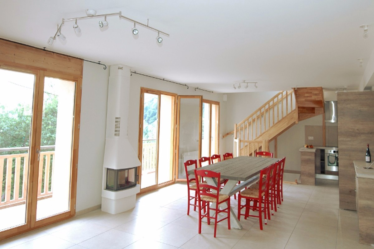 Chalet Gilbert, Vaujany (self catered apartment) - Apartment