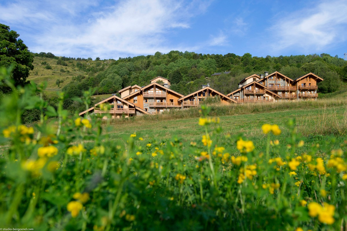 Les Chalets du Gypse, St Martin (self catered apartments)