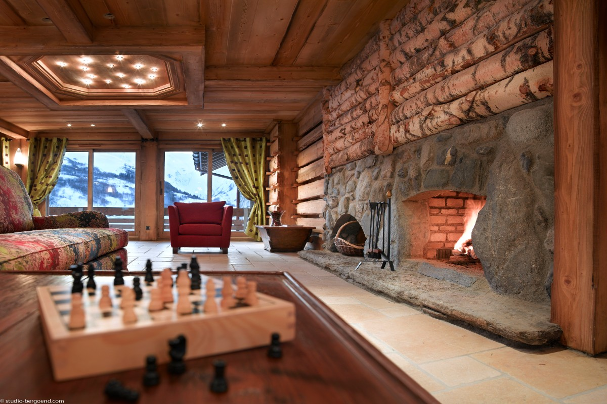 Les Chalets du Gypse, St Martin (self catered apartments) - Residence Lounge