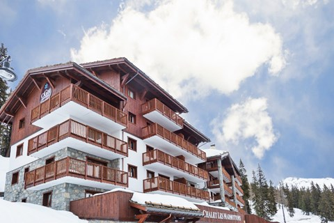 Les Marmottons, La Rosiere (self catered apartments)