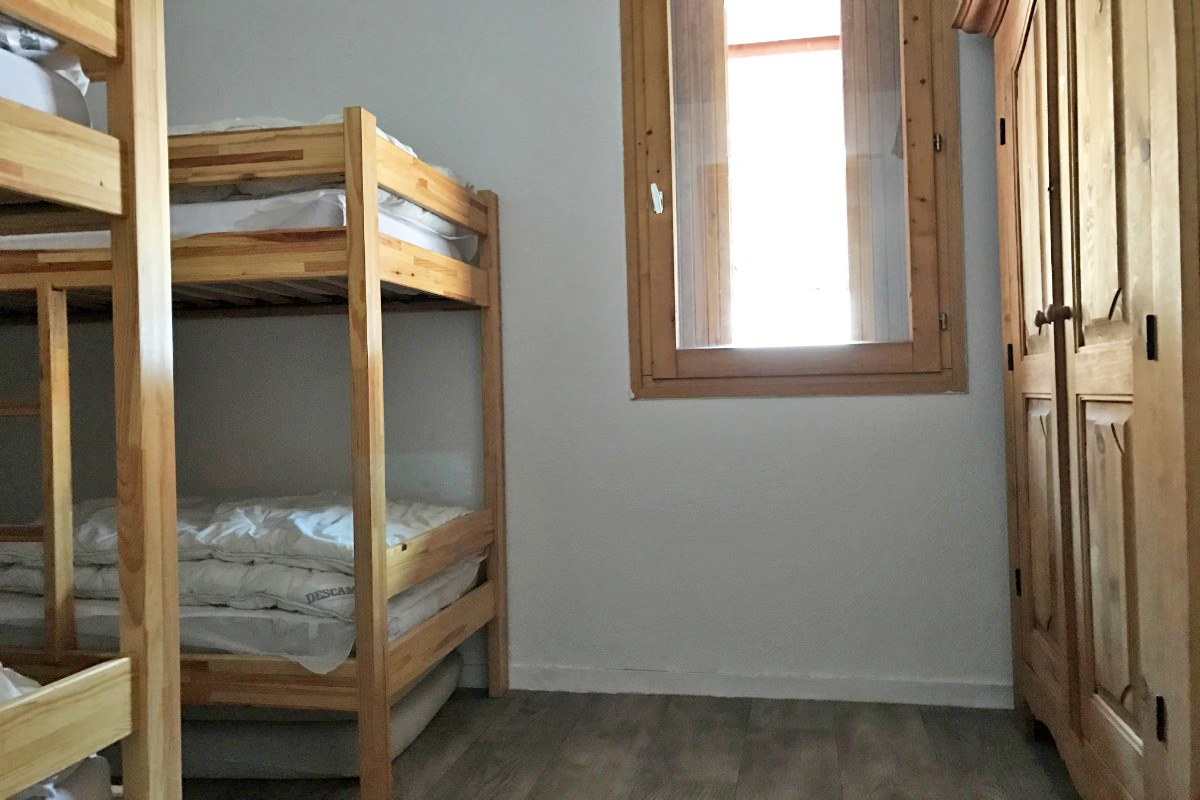 La Fare, Vaujany (self catered apartments) - Bunk Room