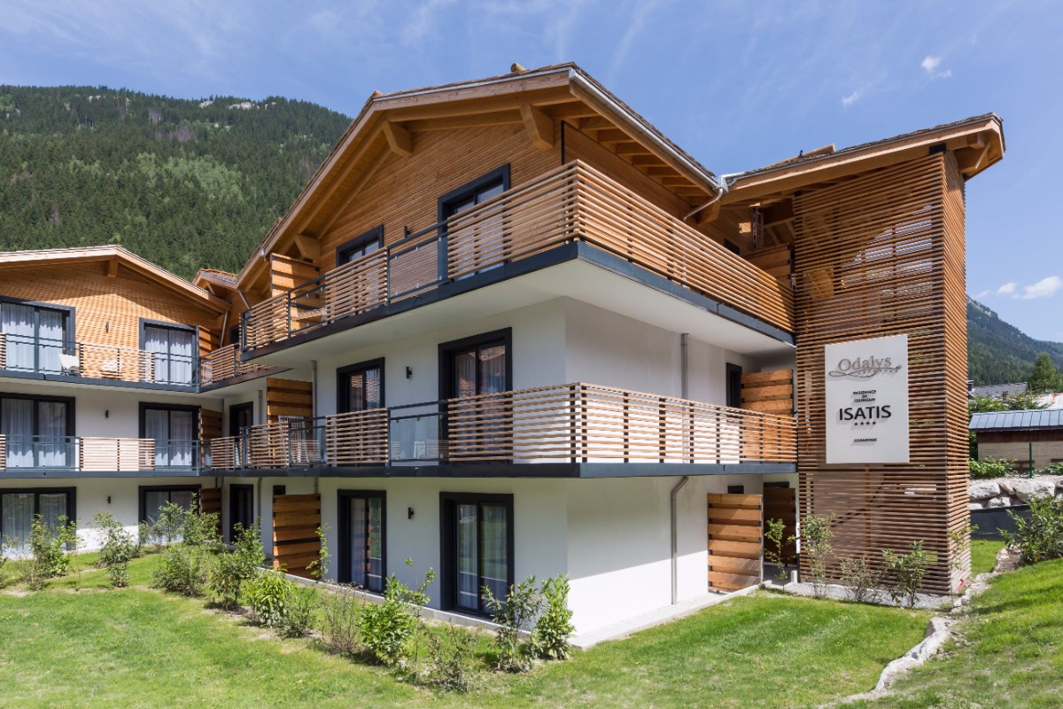 Isatis, Chamonix (self catered apartments) - 5km from Chamonix centre