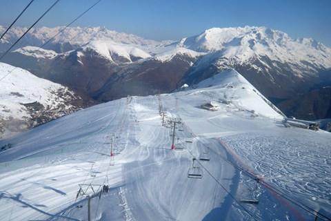 Top 5 Blue Pistes In The Alps | 5 Blue Ski Runs | Peak Retreats