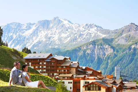 Club Med Peisey Vallandry Super Inclusive, Plan Peisey (Peisey Vallandry)