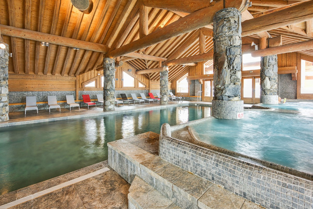Les Cimes Blanches, La Rosiere, Leisure facilities