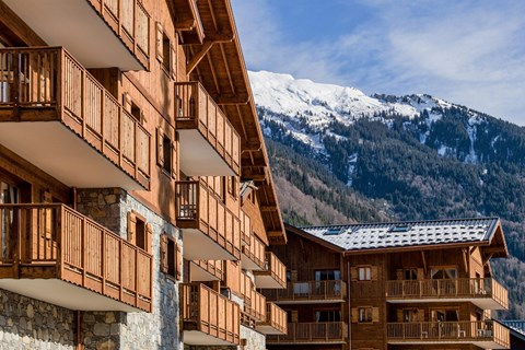 Les Chalets de Layssia, Samoens (self catered apartments)