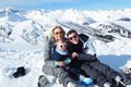 Family skiing in Valmorel: Enjoying family time on the slopes