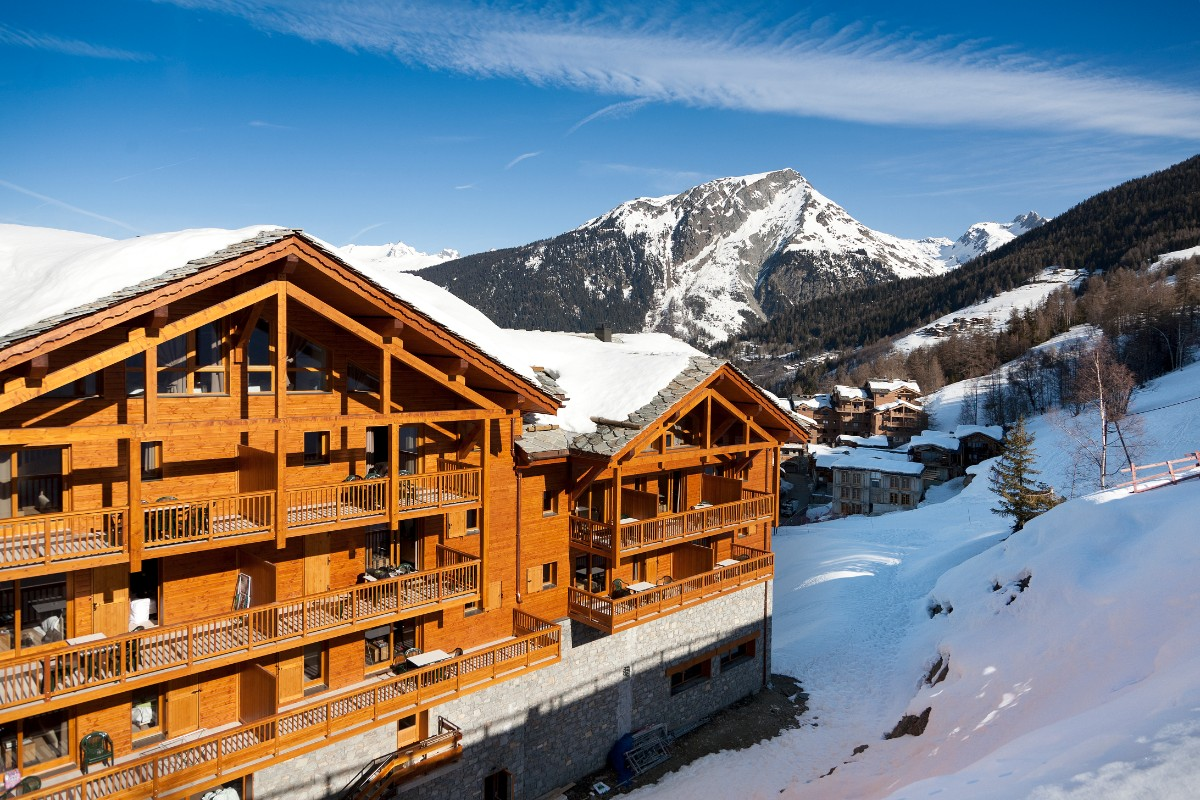 Etoile des Cimes, Sainte Foy (self catered apartments)
