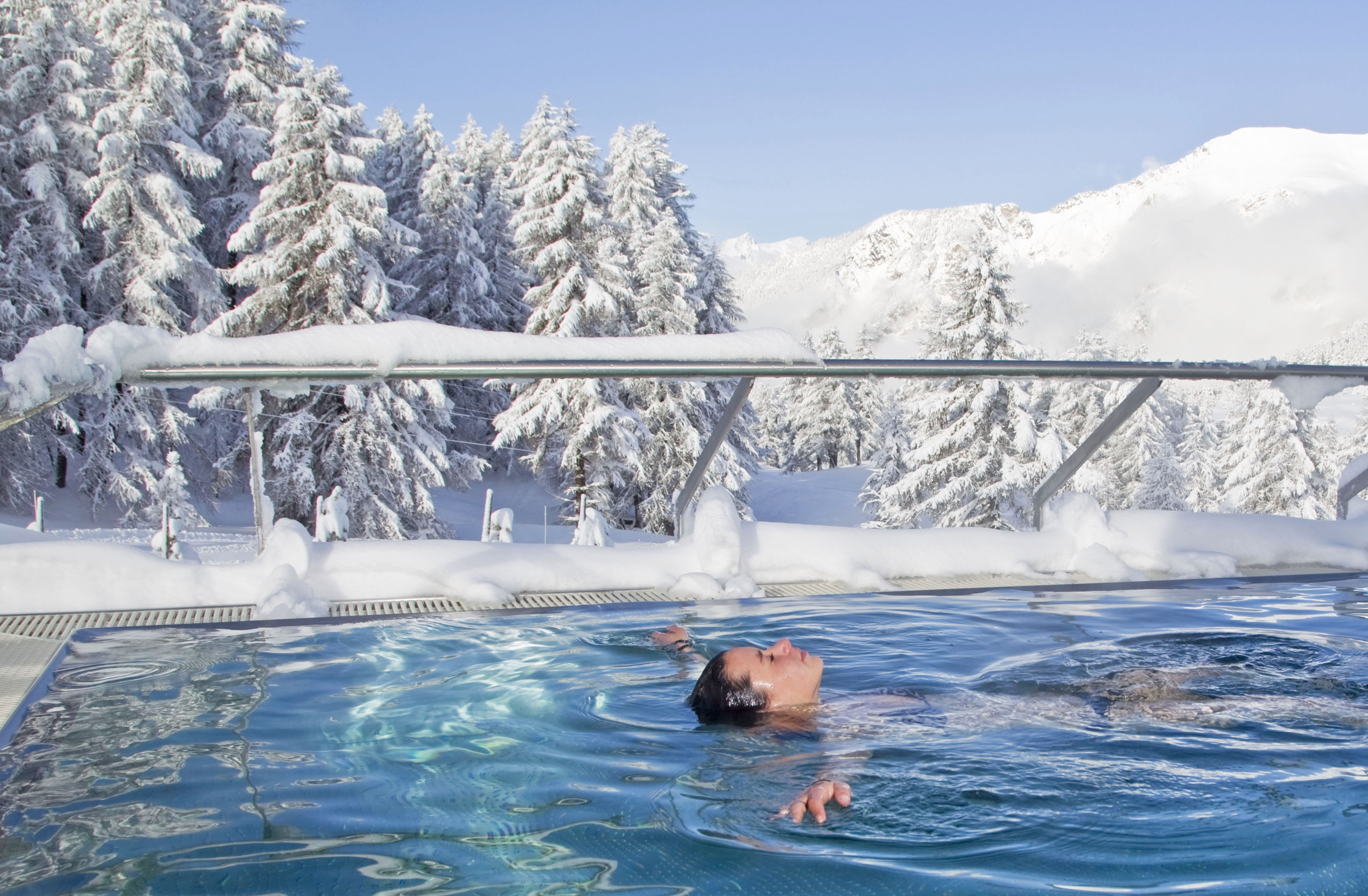 Montgenevre ski resort - Durancia Spa