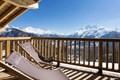 Hameau de Barthelemy, La Rosiere (self catered apartments) - View from balcony