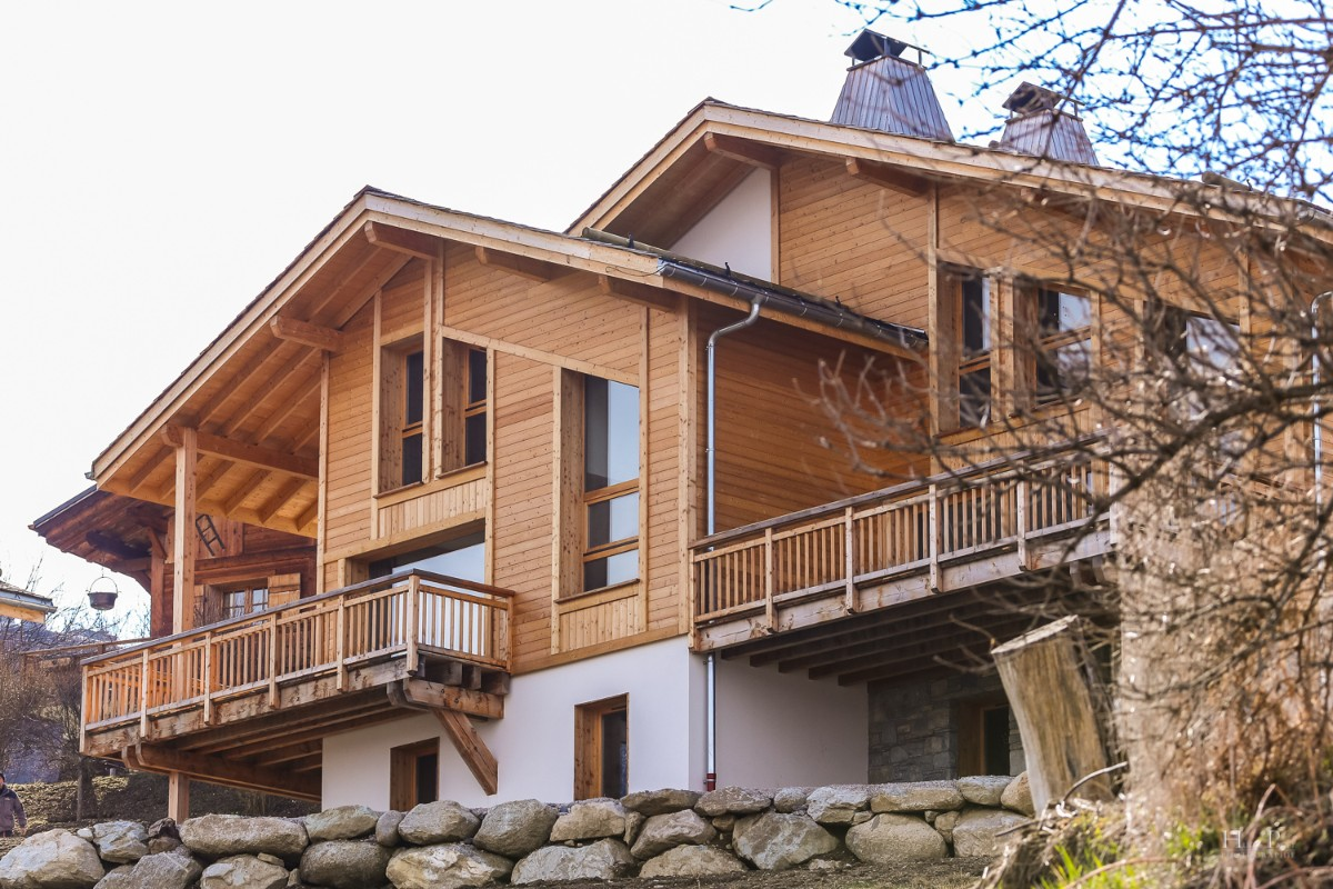 Fermes du Mont Blanc, Combloux (self catered apartments)