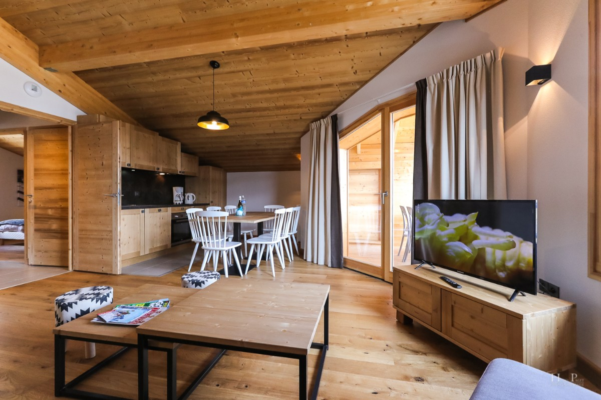 Fermes du Mont Blanc, Combloux (self catered apartments) - Apartment