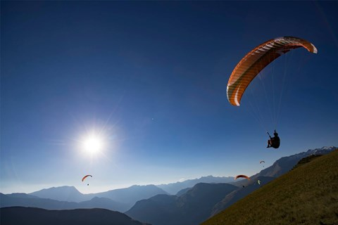 Paragliding World Cup 2017