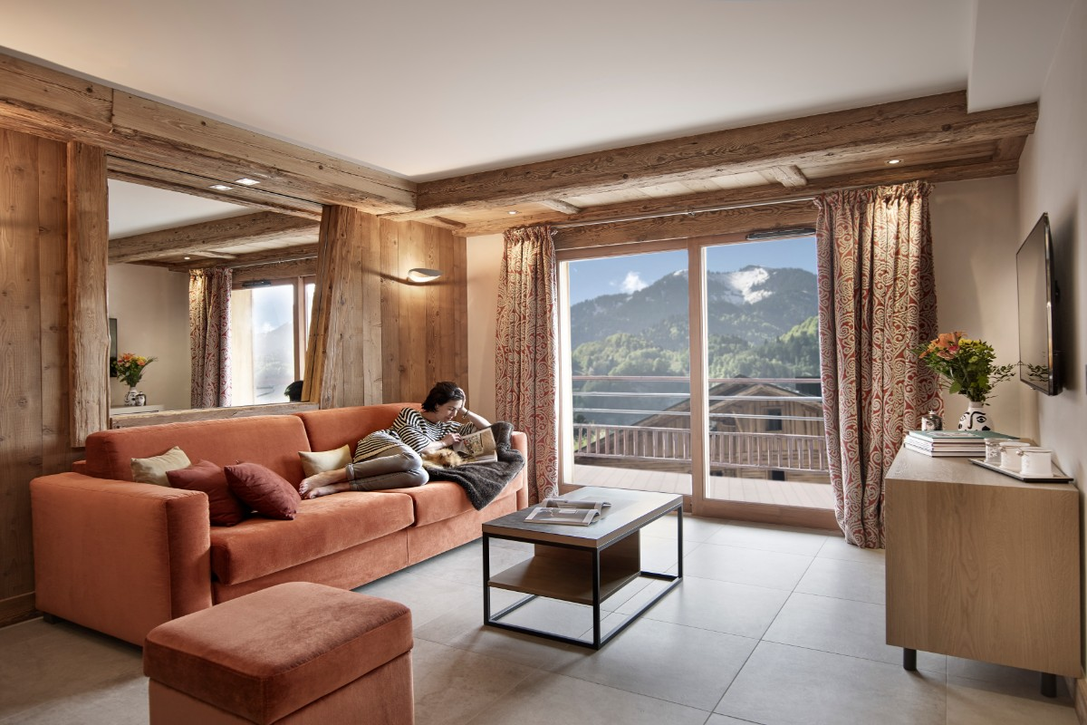 Alexane, Samoens (self catered apartments) - Apartment