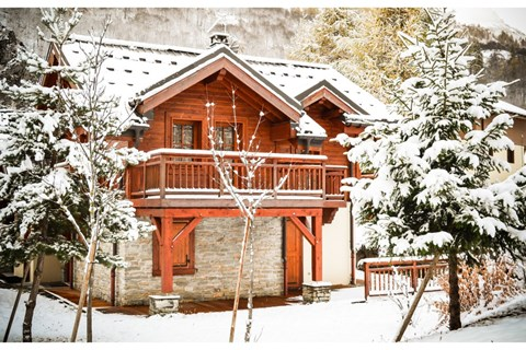 Chalet Alroc, Valloire (self catered chalet)