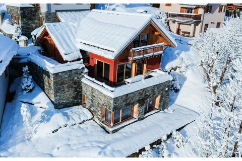 Chalet Clothilde, Valloire (self catered chalets)