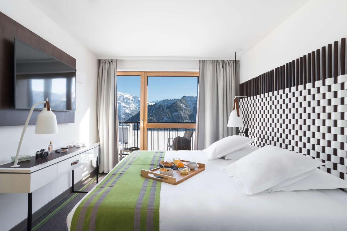 Club Med Grand Massif Samoens Morillon (all inclusive hotel) - Typical room