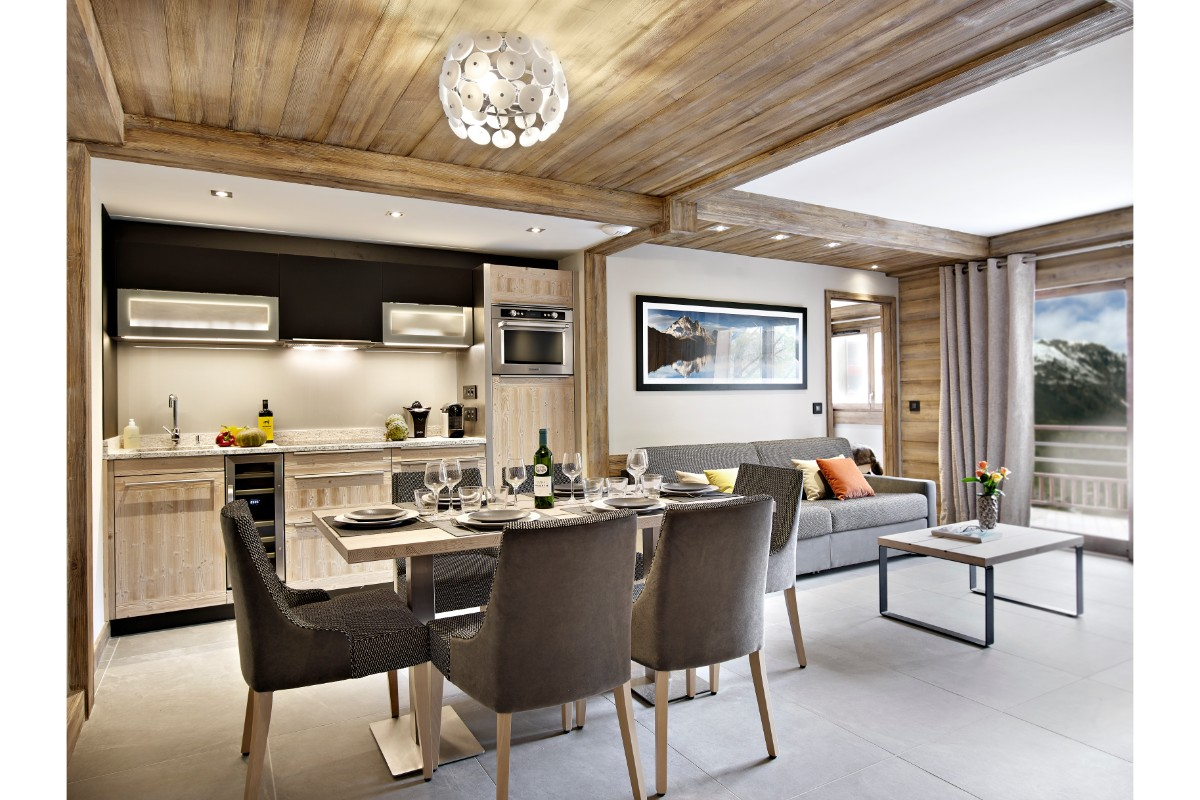 Elena, Les Houches (self catered apartments) - Apartment
