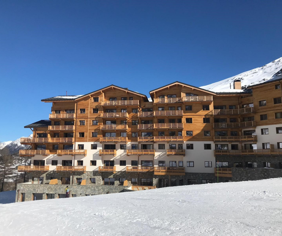 Altaviva Apartments Tignes