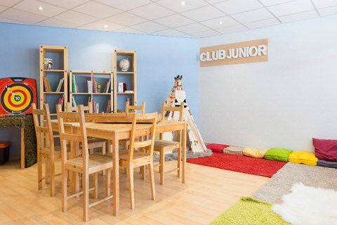 Club hotel les brevieres summer club junior